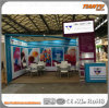 2 Sides Open Aluminum Fabric Booth
