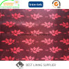 T/R Men′s Suit Jacquard Lining Fabric Supplier