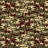 High Quality 600d Camouflage Printing Polyester Fabric (XL-2012-4015)