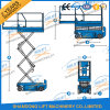 Mini Self-Propelled Scissor Lift for Warehouse