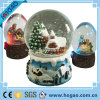Polyresin Snow Globe with Glass Ball (hg144)