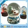 Polyresin Snow Globe with Glass Ball (hg144)