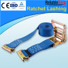 Auto, Motorcycle Rigging Cargo Lashing Belt