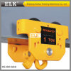 1t Manual Trolley for Electric Hoist