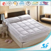 85% White Goose Down and Feather Mattress Pad