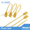 Adjustable High Security Seal Plastic Seal with Metal Locking (YL-S430T)