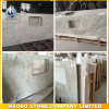 Polished River White Granite Kitchen Countertop