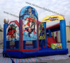 Purchase Chinee Custom Made Justice League Bouncy Funny Air Blown Inflatables