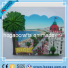 OEM Resin Scenery Plate for Home Decoration
