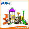 Children Combined Plastic Slide Outdoor Equipment