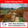 Coltan Mining Machine, Jig Separator for Alluvial Coltan Cocentration