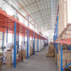CE Certificated Storage Warehouse Steel Structure Garret