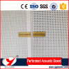 Building Material Fiber Perforated Acoustic Board