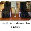 Full Body Shiatsu Electric Vending Massage Chair Coin