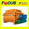 Js500 Concrete Mixer Twin Shaft