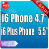 "4.7"" I6 5.5"" Phone 6 Plus 16GB 64GB 128GB Mobile Phone"