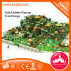 Forest Theme Children Soft Play Area Indoor Playground