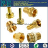High Quality Brass Custom CNC Machining Fittings