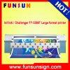 Infiniti/Challenger Fy-3266t Digital Solvent Plotter, with 6PCS Spt 1020/35pl Printhead