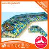 Ocean Design Indoor Soft Playground Kids Maze Play for Sale