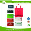 Recycle Eco Non Woven Promotion Folding Bag