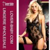 Erotic Women See Through Teddies Lingerie (L8051)