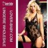 Erotic Women See Through Teddies Lingerie (L8051)