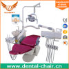 High Quality Dental Chair with LED Sensor and Danish Motors