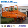 13m Heavy Duty Sidewall Cargo Semi Truck Trailer for Hot Sales