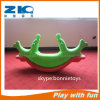 Double Kids Plastic Animal Seesaw for Nursery