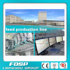 High Capacity 5t/H Fish Feed Production Line with Extruder