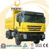 6X4 LHD Hongyan Iveco Dumper Truck for Africa Market