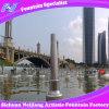 Water Screen Movie with Laser Curtain Music Dancing Fountain