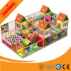 Plastic Slide Type Indoor Playground Equipment