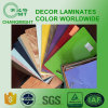 Wood Grain Laminate Kitchen Cabinets /High Pressure Laminate/HPL