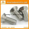 A2 Stainless Steel Screws Countersunk Head Slotted Screw