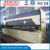 QC11Y-30X6000 heavy duty hydraulic guillotine shearing machine