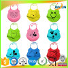 Cute Pattern Animal Design Silicone Rubber Baby Bib