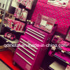 Roller Steel Tool Box Cabinet Manufacturers Tooling Pink Box