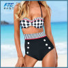 Summer High Waist Woman′s Fashion Bikini Swimwear Swimsuit