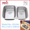 3221 Undermount Kitchen Sink, Stainless Steel Sink, Bar Sink, Wash Sink with Cupc Approved