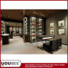 Custom Retail Display Furniture, Handbag Showroom Display Cabinet/Showcase