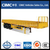 Cimc 40 Tons 3 Axles Cargo Semi Trailer