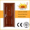 Latest Design Exterior Steel Door for Home (SC-S095)