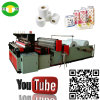 High Quality Full Auto Edge Trimming Paper Roll Making Machine Price