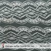 Scalloped Elastic Lace Fabric by The Yard (M5192)