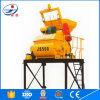 Js500 Small Self Loading Mobile Concrete Mixer, Concrete Pan Mixer High Efficiency for Sale