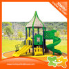 Mini Outdoor Playground Equipment Plastic Toy Slide for Kids