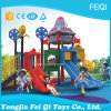 Children Toys Theme Amusement Park Slide for Kids Outdoor Playground (FQ-KL063A)
