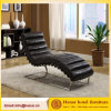 New S Shape Sleep Couch Modern Leather Chaise Lounge Sofa